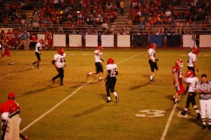 Mayfield vs. Calloway 9-10-2010