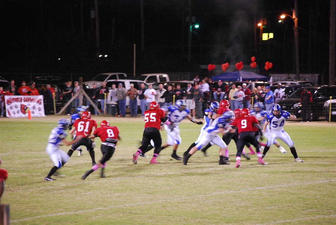 Mayfield vs. Crittenden County 10-22-2010