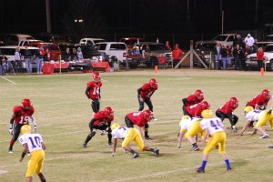 Mayfield vs. Caldwell County 10-29-2010