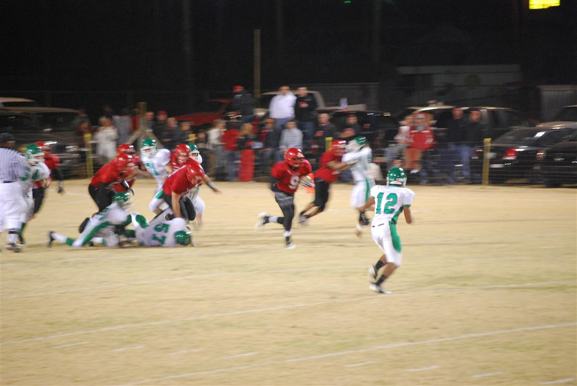 Mayfield vs. Ballard Memorial (Round 2 KHSAA 1A Playoffs) 11-12-2010