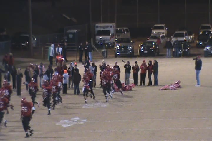 Mayfield vs. Caverna video replay (1st Round KHSAA 1A Playoffs) 11-05-2010