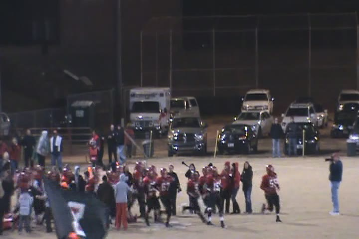 Mayfield vs. Ballard video replay (2nd Round KHSAA 1A Playoffs) 11-12-2010