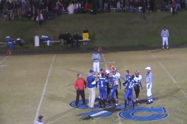 Mayfield vs. Crittenden County 10-23-2009