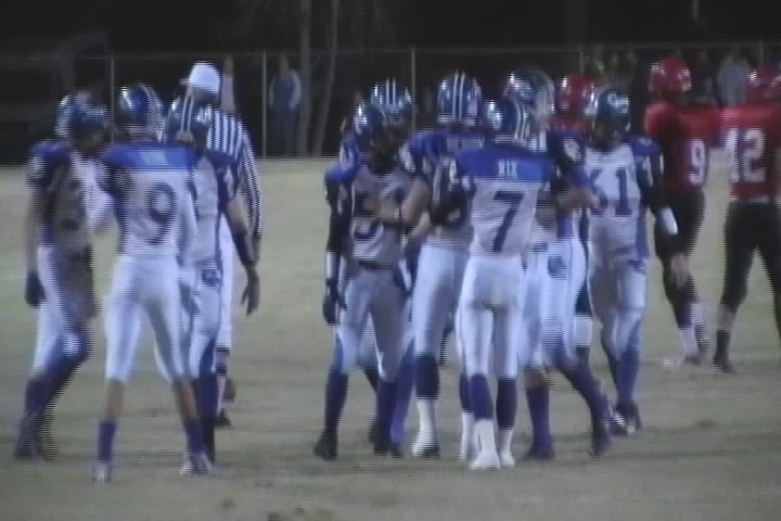 Mayfield vs. Crittenden 11-20-2009 (3rd Round KHSAA Playoffs)