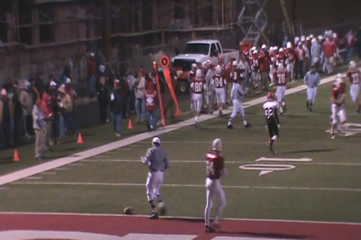 Mayfield vs. Beechwood video replay (4th Round KHSAA 1A Playoffs) 11-26-2010
