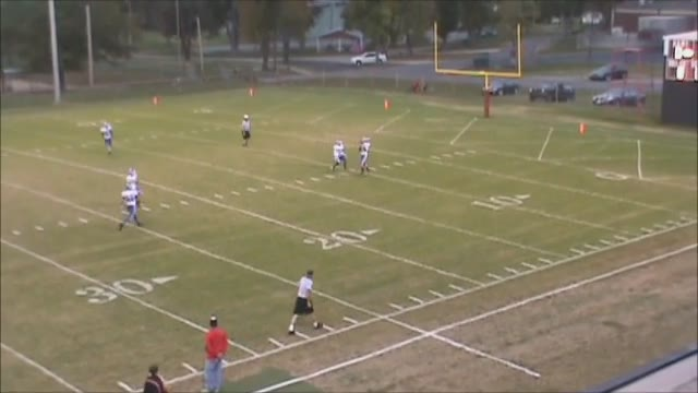 Mayfield JV vs. Paducah Tilghman 10-17-2011