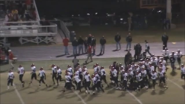 Mayfield vs. Caldwell County 10-28-2011