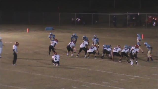 MMayfield vs. Fulton County 10-15-2011