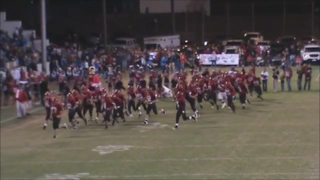 Mayfield vs. Graves County High School 9-16-2011