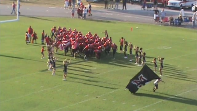Mayfield vs. Evansville Harrison High School 8-27-2011
