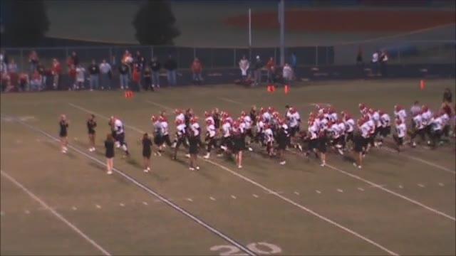 Mayfield vs. Marshall County High School 9-23-2011