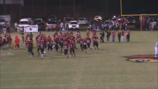Mayfield vs. Murray High School 9-11-2011