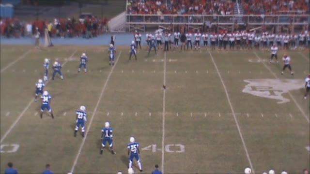 Mayfield vs. Paducah Tilghman High School 9-5-2011