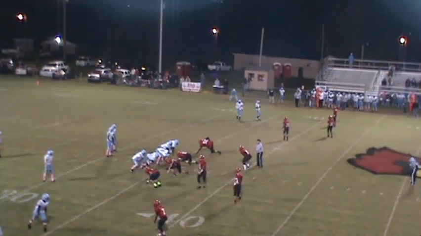 Mayfield vs. Fulton County 10-12-2012