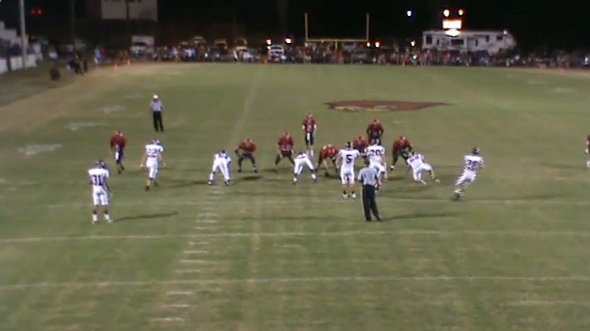 Mayfield vs. Madisonville 8-25-2012