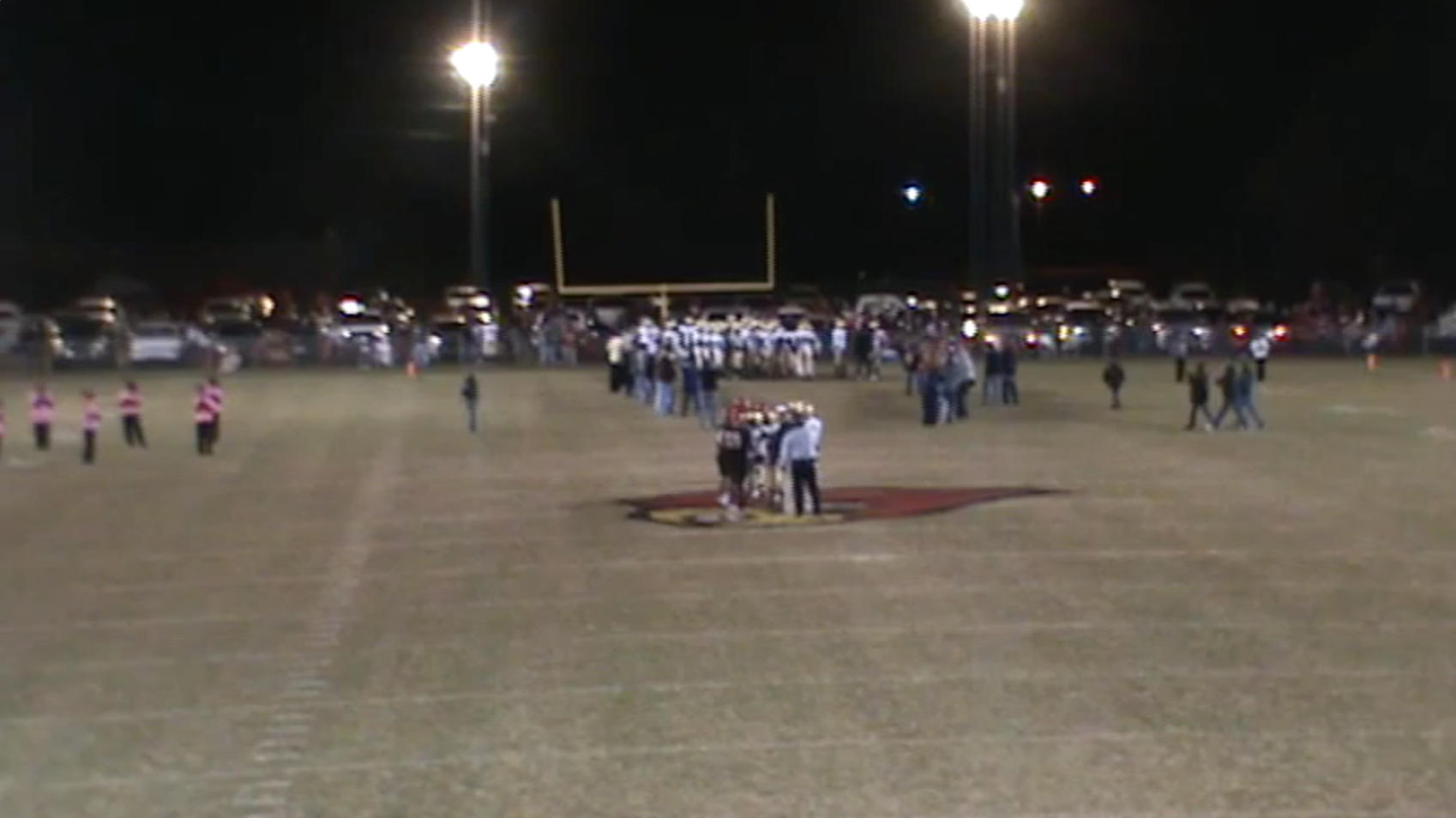 Mayfield vs. Russellville 10-25-2013