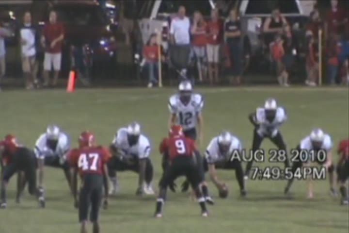 Mayfield vs. Trigg County 8-28-2010